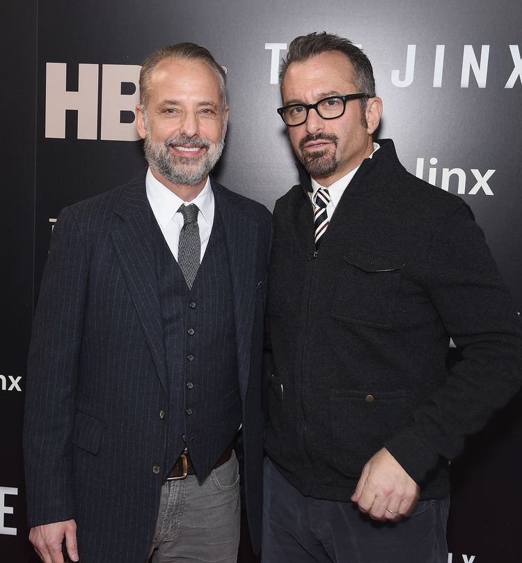 Marc Smerling Did The Jinx Producers Andrew Jarecki Marc Smerling Tell Police