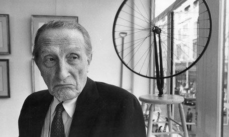 Marcel Duchamp Barbican salutes Marcel Duchamp the man who transformed