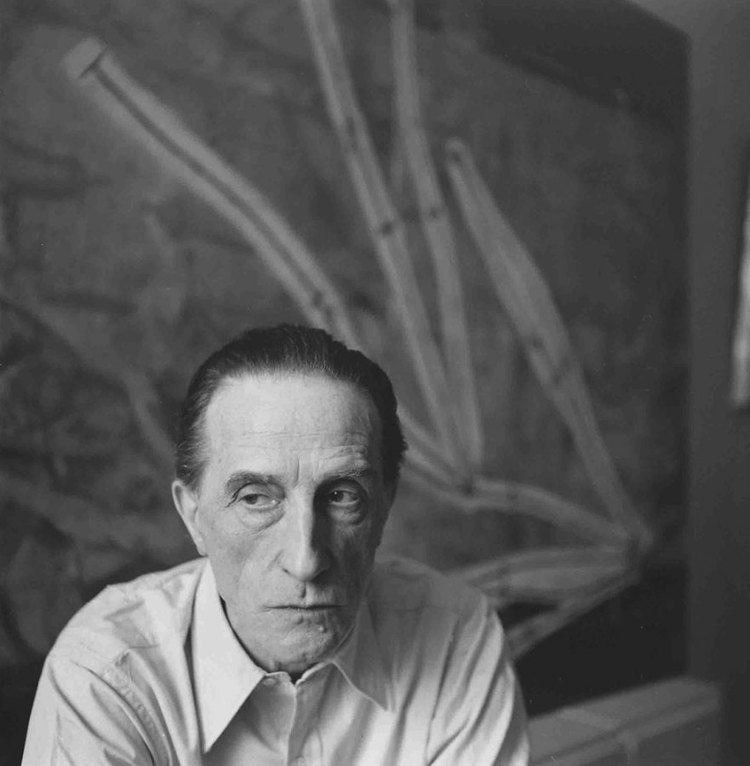 Marcel Duchamp BBC39s Joan Bakewell interviews Marcel Duchamp in 1968 e