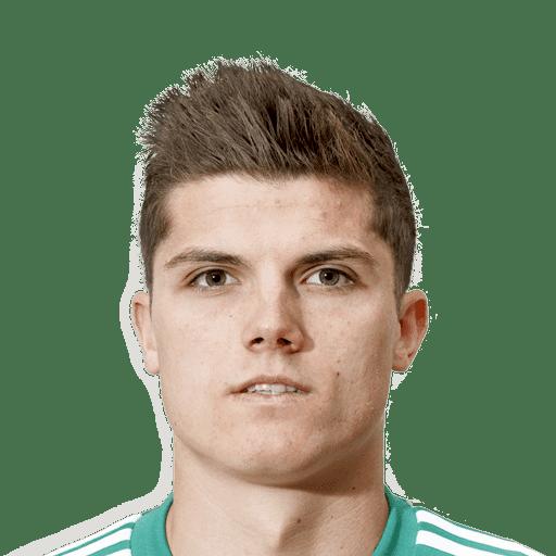 Marcel Sabitzer Marcel Sabitzer 65 rating FIFA 14 Career Mode Player