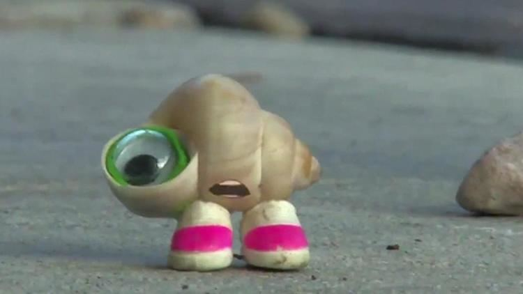Marcel the Shell with Shoes On Marcel the Shell with Shoes On returns in part three of this