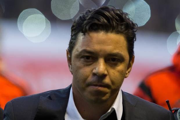 Marcelo Gallardo Marcelo Gallardo quotNo estbamos para perderlo el partido
