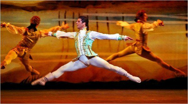 Marcelo Gomes (dancer) Marcelo Gomes of Ballet Theater a King of Dance The New