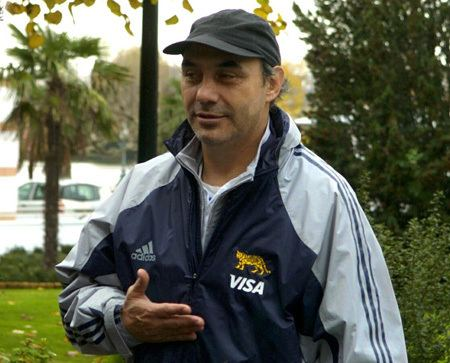 Marcelo Loffreda Desde Abajo Rugby La URBA design a Marcelo Loffreda