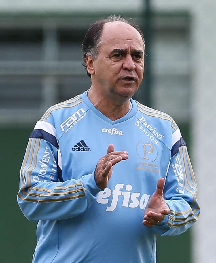 Marcelo Oliveira Marcelo Oliveira estreia frente do Palmeiras contra