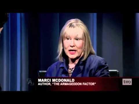 Marci McDonald Marci McDonald author of The Armaggedon Factor YouTube