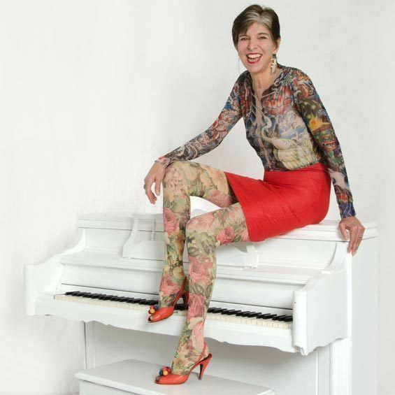 Marcia Ball Marcia Ball at New Orleans Jazz amp Heritage Festival 2015