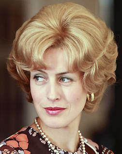 Marcia Falkender, Baroness Falkender lookalike makeups politicians apparatchiks the UK Marcia