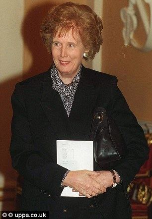 Marcia Falkender, Baroness Falkender SEBASTIAN SHAKESPEARE Lady Falkender claims 128000 for five years