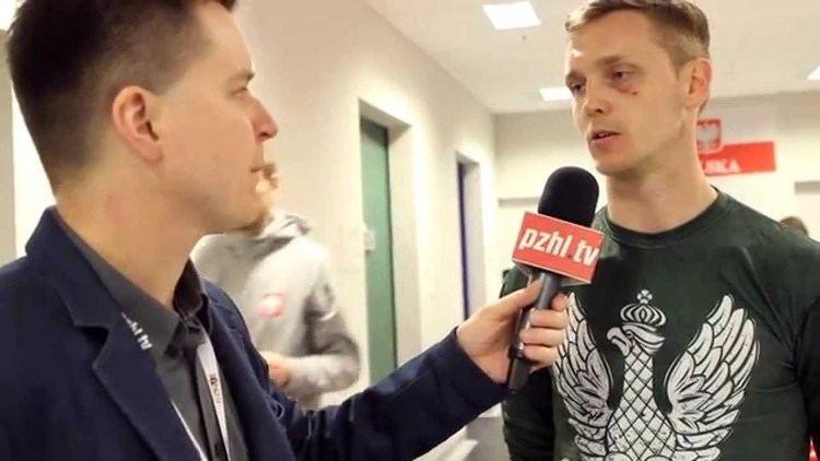Marcin Kolusz wwwpzhltv Marcin Kolusz jeszcze powalczymy o elit YouTube