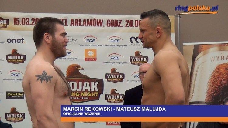 Marcin Rekowski Marcin Rekowski Mateusz Malujda Oficjalne waenie YouTube