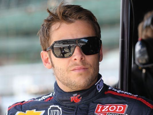 Marco Andretti Marco Andretti fosters family atmosphere in Pennsylvania