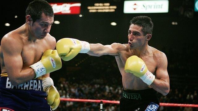 Marco Antonio Barrera Three Minutes Barrera v Morales III Round 11 The Balls of Wrath