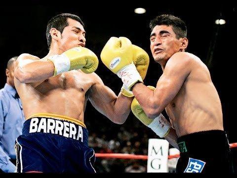 Marco Antonio Barrera ERIK MORALES vs MARCO ANTONIO BARRERA III HIGHLIGHTS YouTube