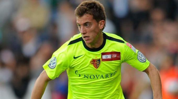 Marco Aratore fussballch FCBKicker vor Wechsel zu Winterthur