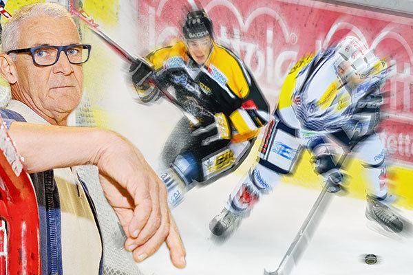 Marco Baron L39hockey su ghiaccioltbr gtriparte Per davvero