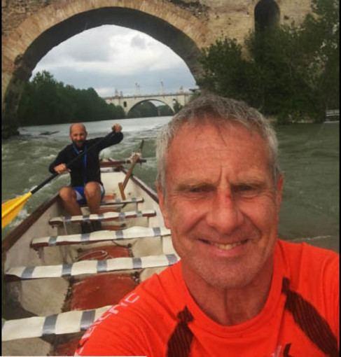 Marco Caldera Rafting Lutto per la morte di Marco Caldera Quotidiano sportivo