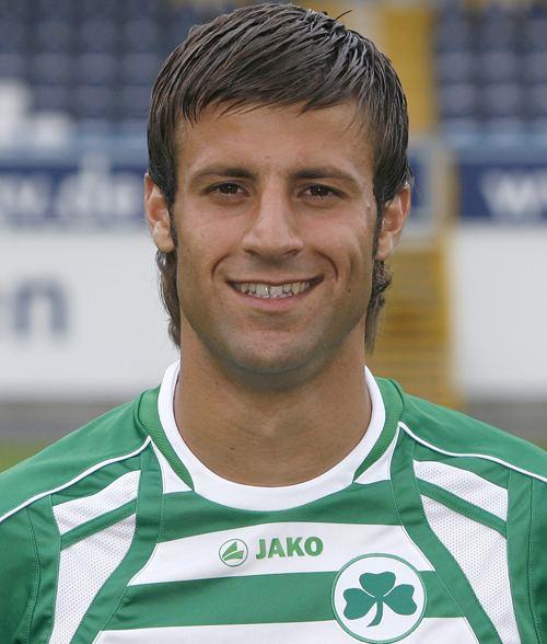 Marco Caligiuri Marco Caligiuri SpVgg Greuther Frth 2 Bundesliga