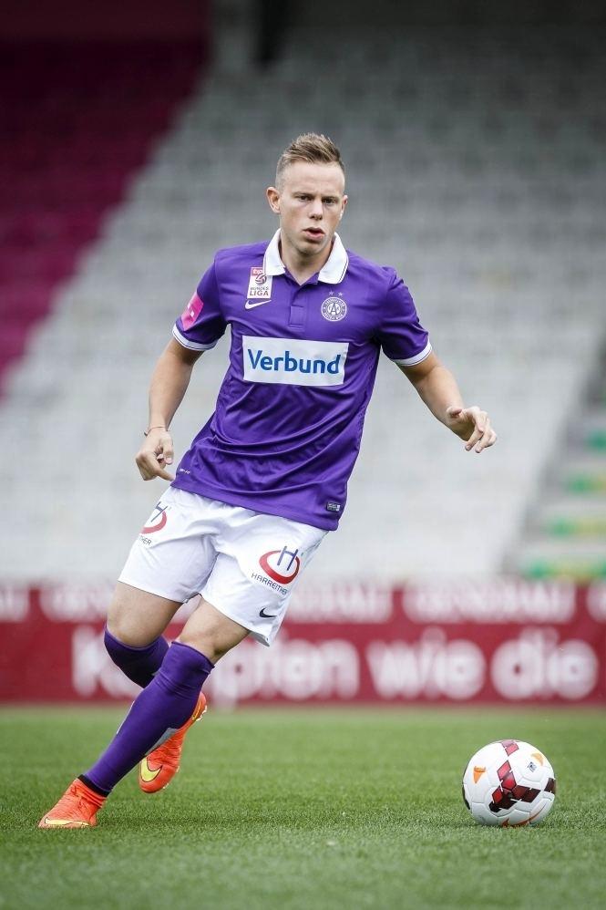 Marco Meilinger FK Austria Wien Meilinger Marco