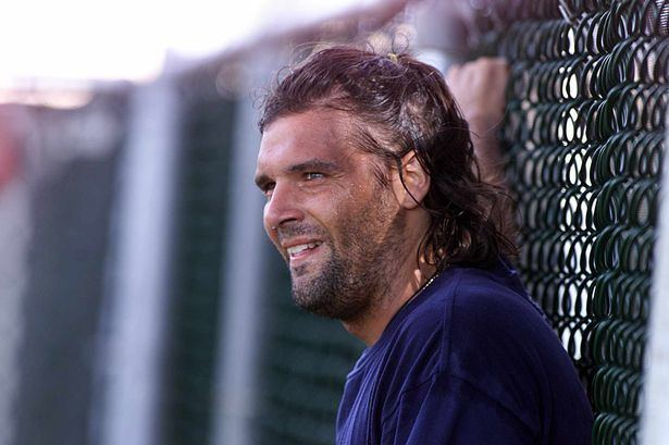 Marco Negri Rangers legend Marco Negri opens up on mean and moody