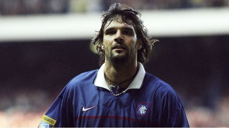 Marco Negri Interview With the Generous Gers