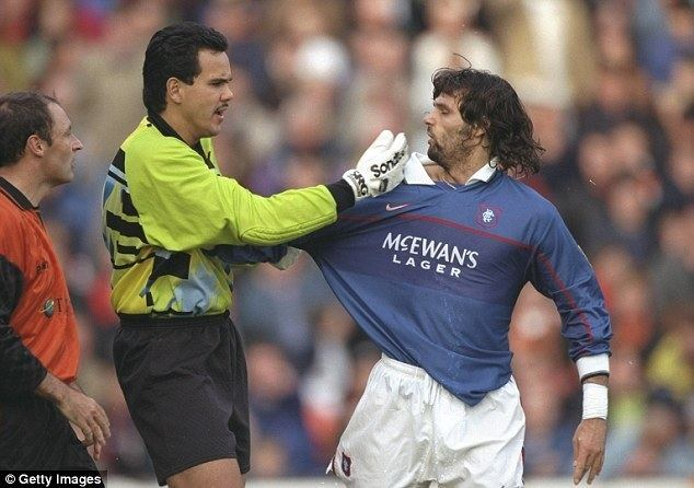 Marco Negri HIV scare forced me to quit Rangers says former striker