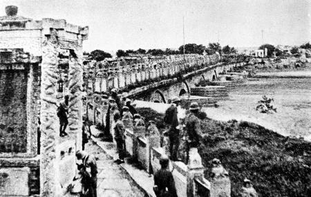 Marco Polo Bridge Incident The Marco Polo Bridge Incident 1937 History 12