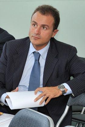 Marco Reguzzoni l39Onorevole Marco Reguzzoni Chairman Biocell center