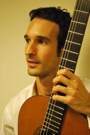Marco Sartor Marco Sartor guitar CharlestonToday