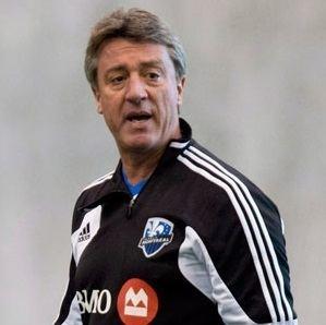 Marco Schällibaum Montreal Impact coach Marco Schllibaum suspended vs TFC Sports