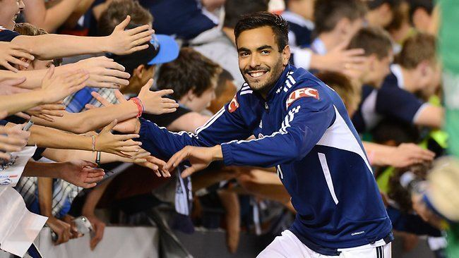 Marcos Flores Marcos Flores returns for depleted Melbourne Victory