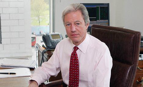 Marcus Agius Bob Diamond feels the heat as Barclays chairman Marcus