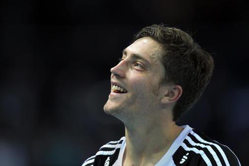 Marcus Ahlm Kreislufer des THW Kiel Marcus Ahlm beendet Handball