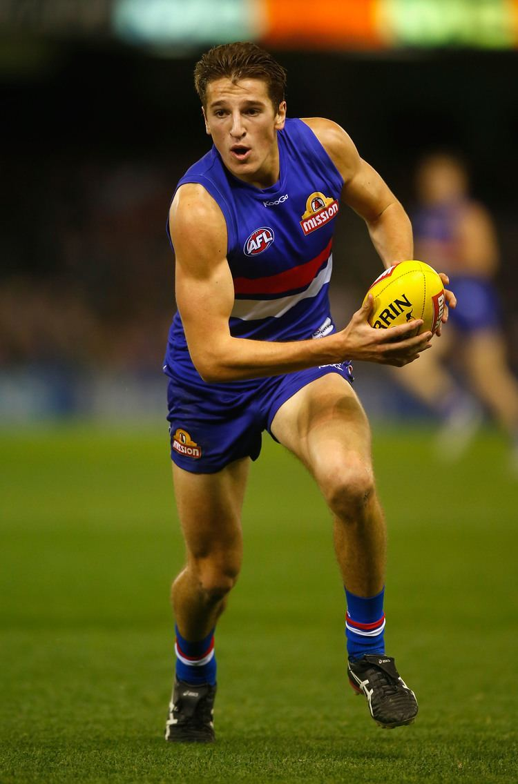 Marcus Bontempelli Marcus Bontempelli39s big day earns Rising Star nod AFL