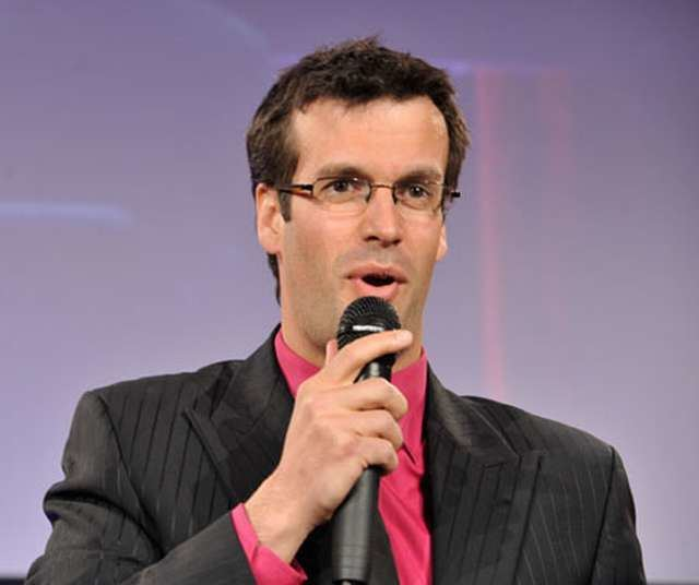 Marcus Brigstocke Marcus Brigstocke stand up comedian Just the Tonic