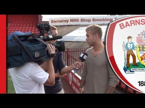 Marcus Pedersen ACCESS ALL AREAS Behind the scenes of a football player signing