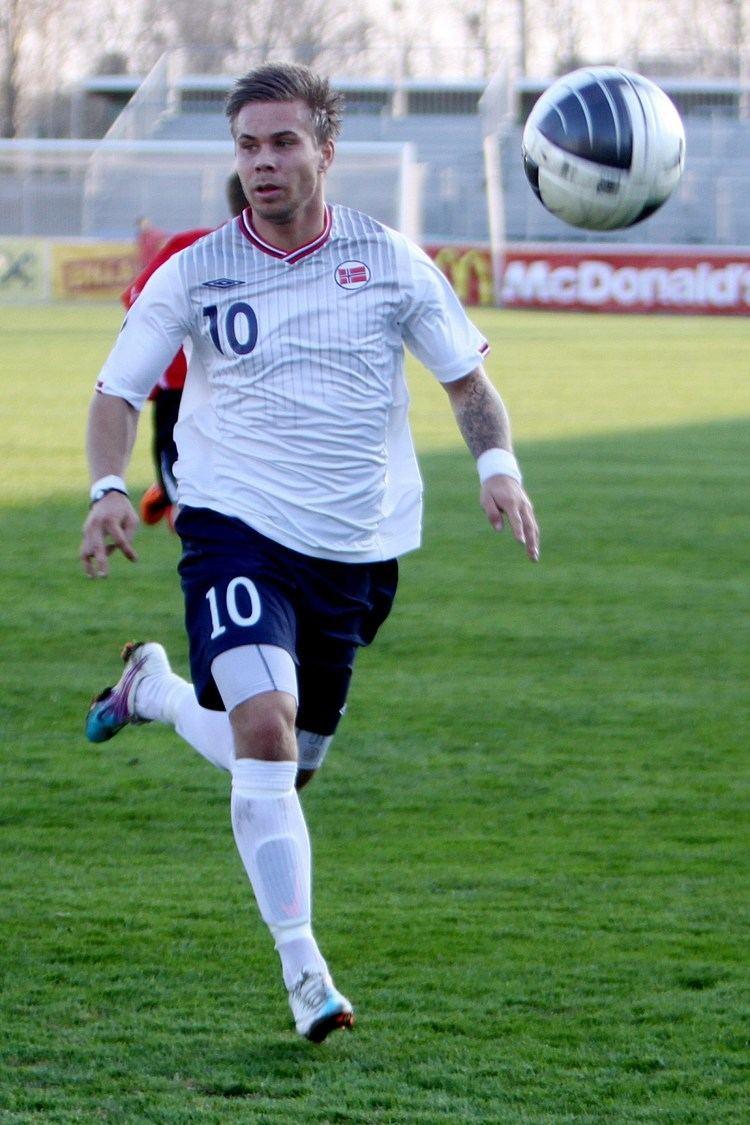Marcus Pedersen FileMarcus Pedersen Vitesse Arnhem Norway national under21