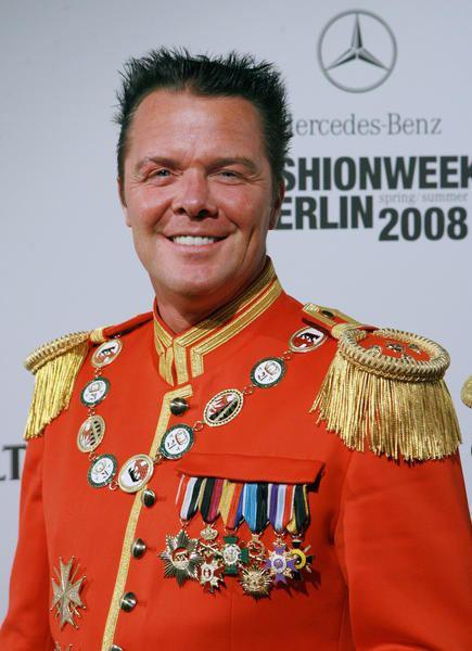 Marcus Prinz Von Anhalt