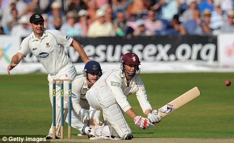 Marcus Trescothick (Cricketer) in the past
