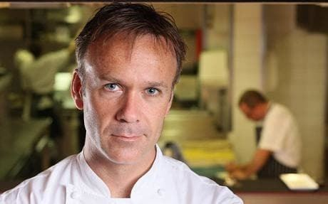 Marcus Wareing Marcus Wareing 39wanting to be like Gordon Ramsay would