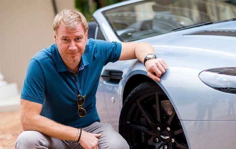 Marek Reichman Marek Reichman Aston Martin Media Centre