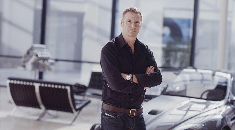 Marek Reichman CAR interviews Aston Martin design director Marek Reichman