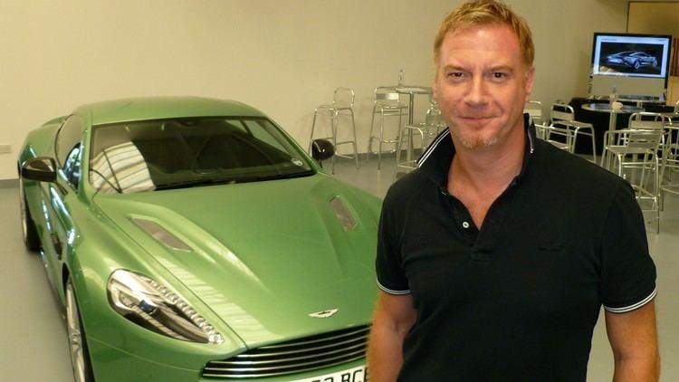 Marek Reichman New Aston Martin Vanquish 2013 design story present by