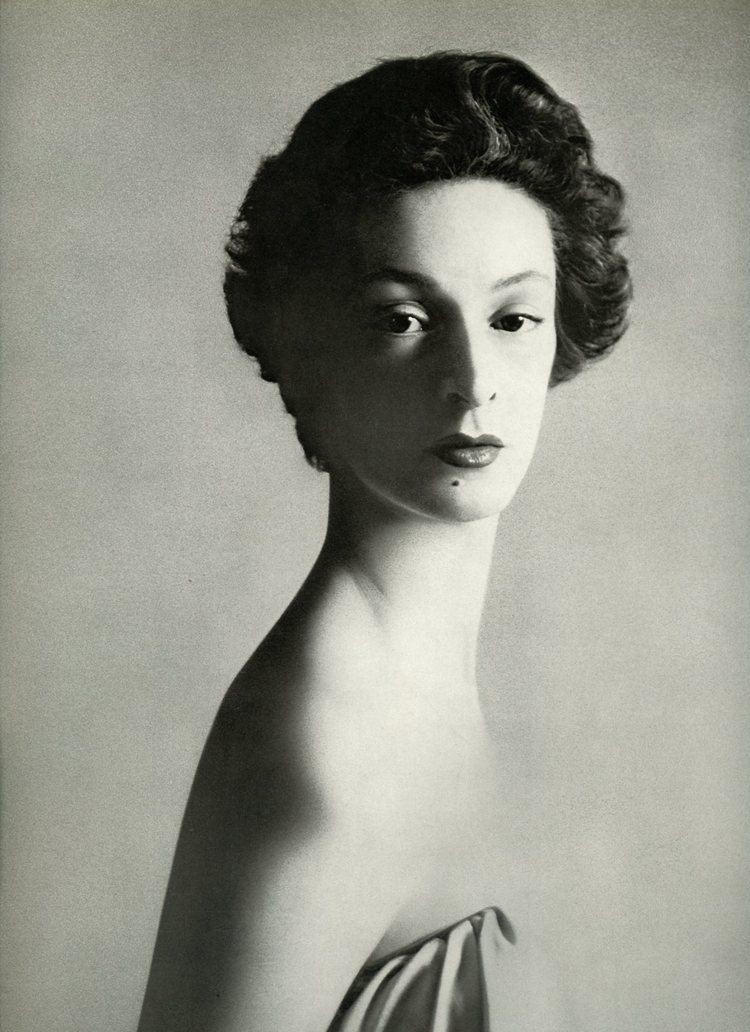 Marella Agnelli Grandes Fotgrafos Marella Agnelli Italian socialite 1953
