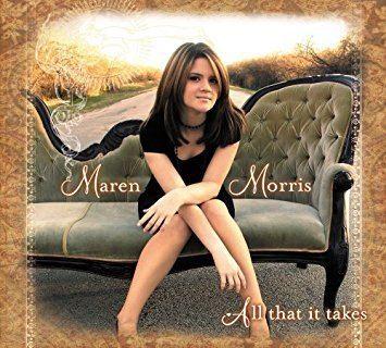 Maren Morris Maren Morris Maren Morris All That it Takes Amazon
