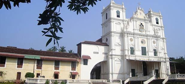 Margao Tourist places in Margao