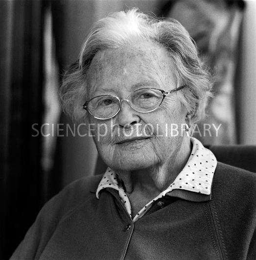 Margaret Burbidge Margaret Burbidge BritishUS astronomer Stock Image