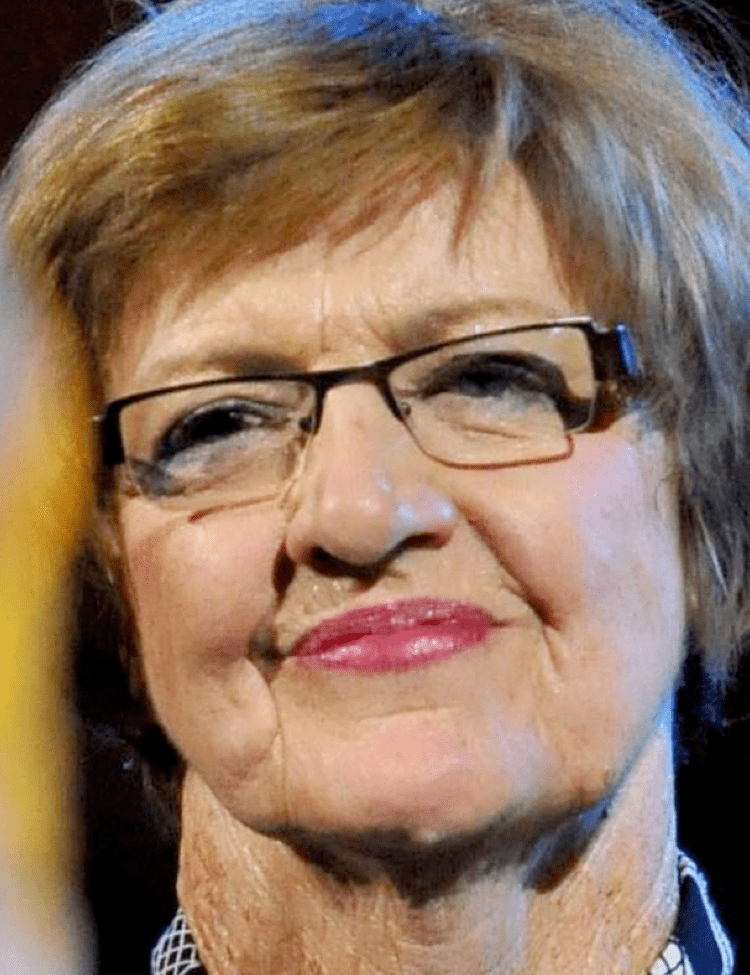 Margaret Court The problem with Margaret Court Losing In The Lucky Country