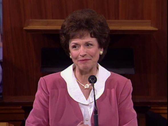 Margaret D. Nadauld Stand as a Witness Margaret D Nadauld