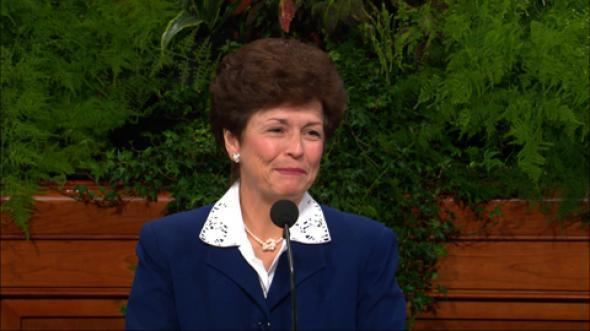 Margaret D. Nadauld A Woman of Faith Margaret D Nadauld